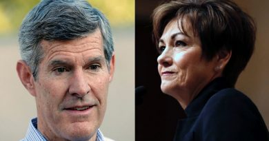 Iowa Gubernatorial Race Considered a Tossup