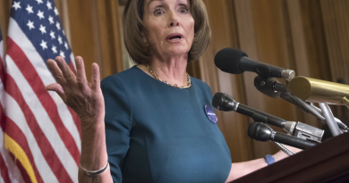 Pelosi Promises Gun Control Push in 2019!
