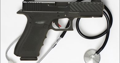 New Doctors Group Calls for Radical Gun Control!