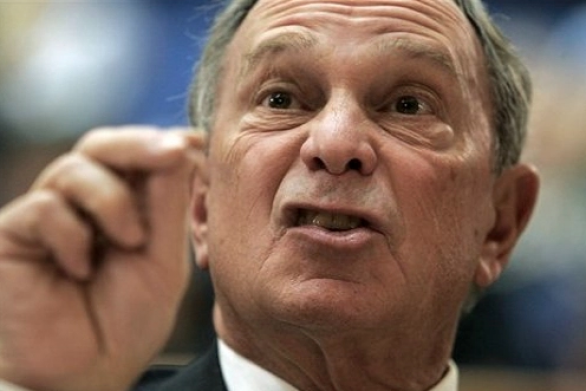 Michael Bloomberg to Spend 100 Million to Advance Gun Control!