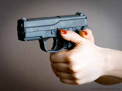 Woman Shoots Her Rapist With His Gun!