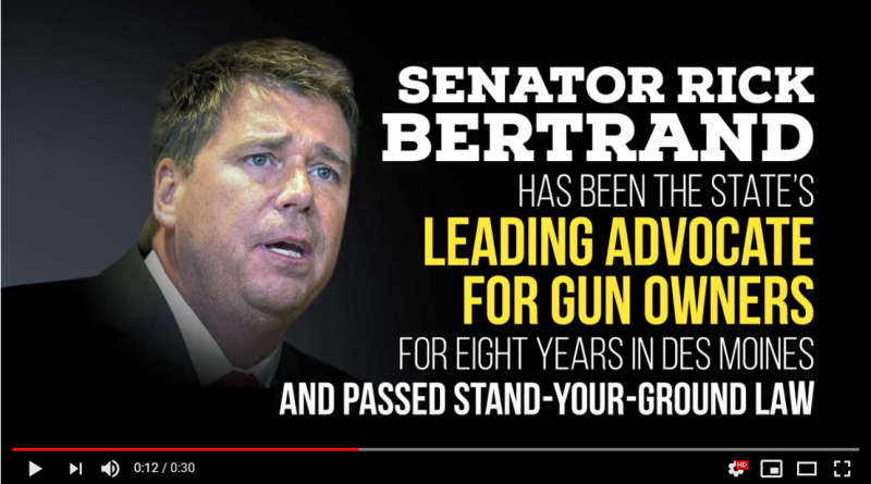 Gun Group Unveils Nasty Ad Against Gun Grabber