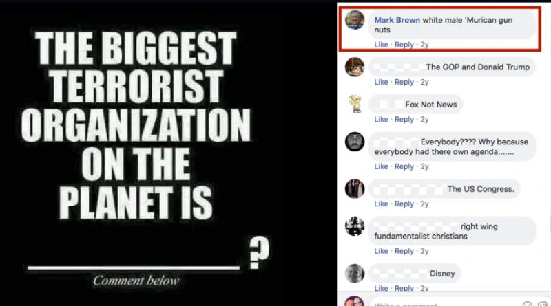 Democratic Spokesman: Gun Nuts Are The Biggest Terrorist Organization on the Planet